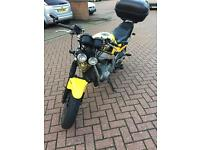 Suzuki GS500e 2000 A2 license legal 35,000