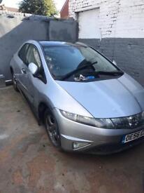 Honda civic breaking spares parts 2.2 diesel 5 door