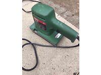 Bosch sander in good condition