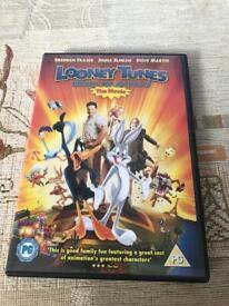 Looney Tunes DVD