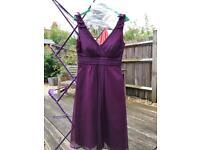 Debut size 8 dress.