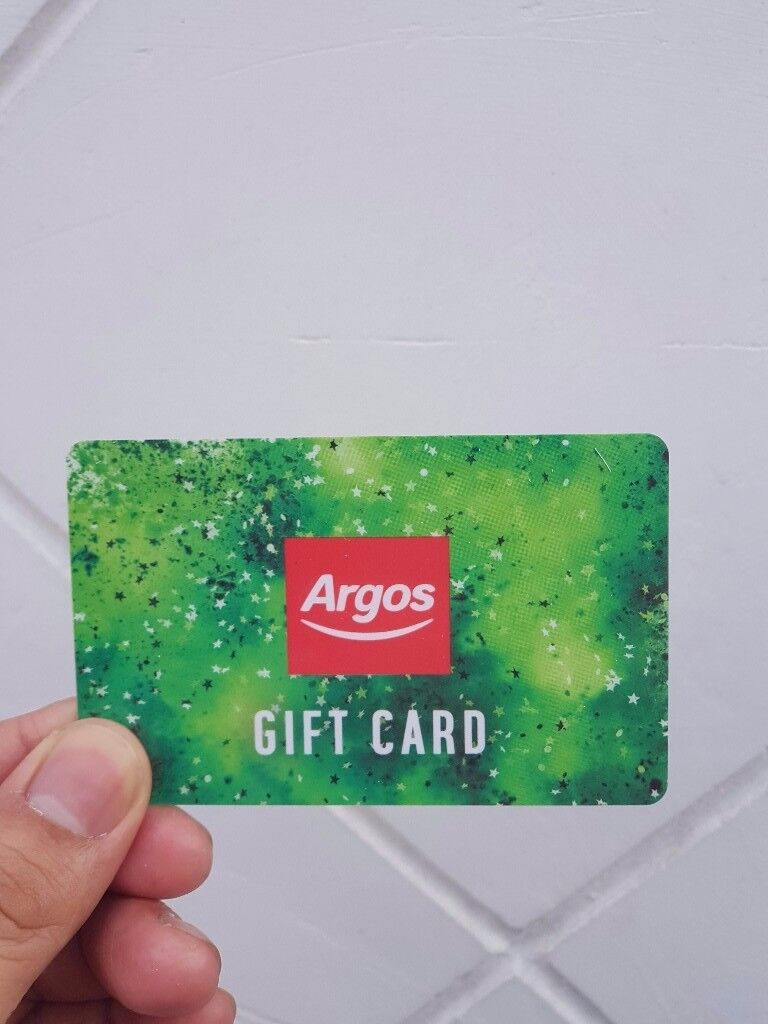 ARGOS voucher / gift card £280 only for 250