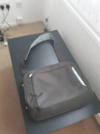 Laptops bag holder