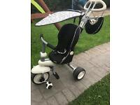 '3 in 1 Smart Trike. Excellent condition- like new hardly use twice