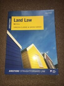 Land law textbook