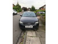 £1,000 Audi A3 Sline for sale.. spares and repairs