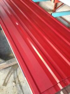 Brand New  Steel Roofing|/Siding, 8 Different Colours/Quantities Available