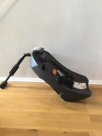 Car seat base for a cyber Aton car seat (Mamas and Papas)