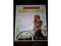 I Quit Sugar Simplicious by Sarah Wilson (Hardback) - Like New!