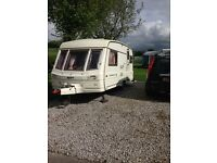 Swift Corniche 15/2 2 Berth Caravan 1990s