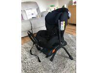 BeSafe Izi Combi X3 Extended rear facing car seat