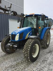 2009 New Holland T5050