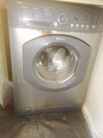 Hotpoint Aquarius Washing Machine WML520 (Works Perfectly Fine) Some Rust (Offers Welcome)