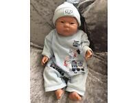 Berenguer baby boy doll