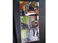 Past years Madden, Football manager abd FIFA games
