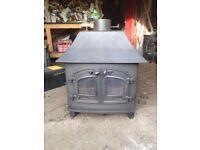 Woodburner stove,multifuel,