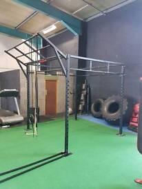 BeaverFit Functional training rig