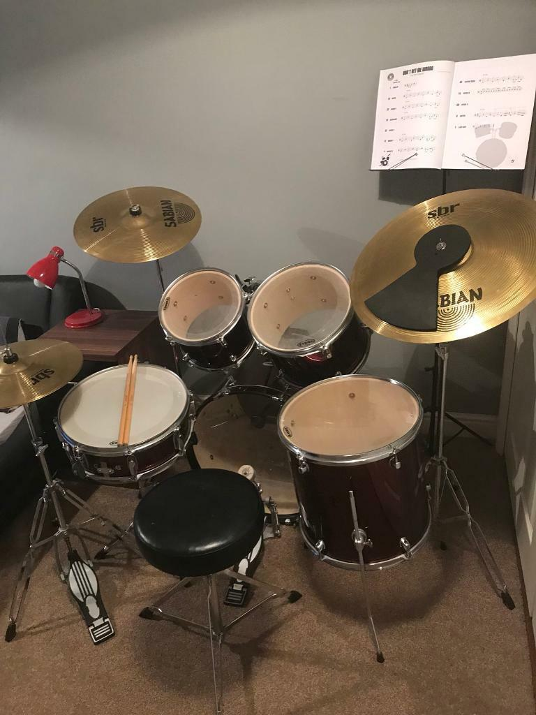 Mapex Tornado Drum Kit Extras In Great Yarmouth