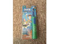 Toy Story Toothbrush