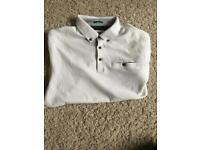 Men's Ted baker polo shirt excellent condition