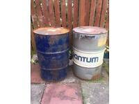 Free barrels