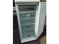 White freezer standing..free delivery