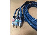 Component cables ( two sets)