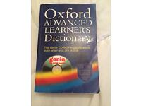 Oxford Advanced Learners Dictonary
