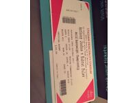 Anthony Joshua vs Carlos Takam Tickets [4no] ONLY £50 EACH!