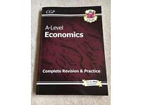 CGP A-Level Economics Sept 2015 onwards