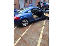 Audi TT spares or repairs