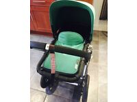 Cameleon bugaboo excellent condition changeable covers
