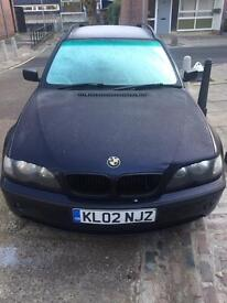 BMW 318se touring