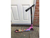 Mashed Up Street Stunt Scooter - Hardly Used