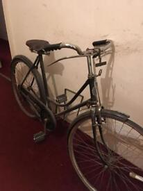 BSA Bicycle vintage very old bike
