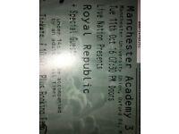 Royal Republic Tickets 11/10/2016