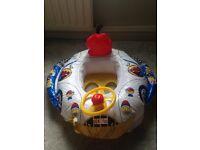 Baby swim seat (2 available)