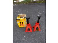 3 ton heavy duty axle stands