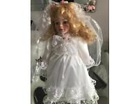 Vintage/antique porcelain dolls