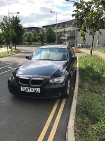 BMW 3 Series *Full black leather and SAT NAV* >>rare to find<<
