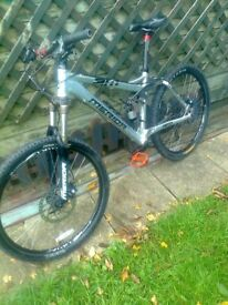 bike for sale -MY MERIDA MOUTAIN BIKE - ITS A GREAT OFFER !!