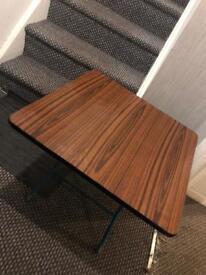 Foldable Table / worktop 60x60cm