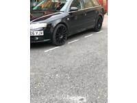 Force 5 235/30-20 5x112 Audi wheels alloys and tyres