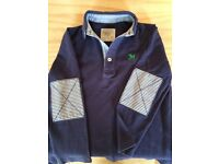 MINI BODEN Long Sleeved Boys Rugby Top Lot #5