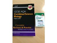 CPG AQA GCSE Combined Science Biology