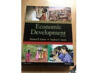 Economic Development - Tadora and Smith