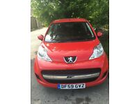 Peugeot 107 Low mileage £20 tax Automatic for sale