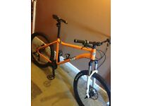 Ragley bike in good condition for sale