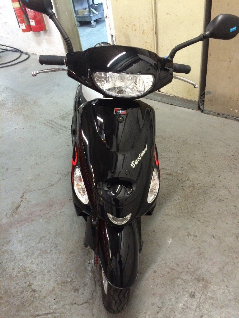 Baotian 50cc scooter