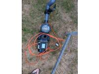 Assortment of koi pond equipment,pumps,filters uv light vortex